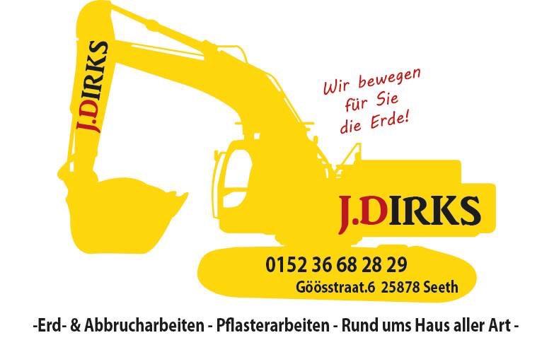 Erdbauarbeiten-Dirks Logo